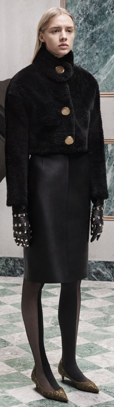Balenciaga Pre-Fall 2015