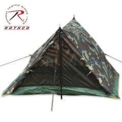 Rothco 2 Man Tent Woodland