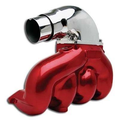 496 Flow Torque Dana Marine Exhaust Manifold/Riser Kit - EX-2000   WestCoastOffshore.ca