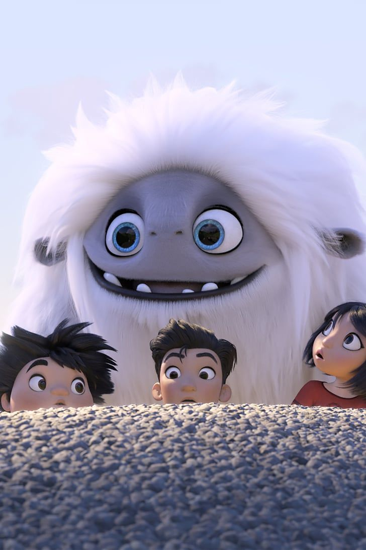 The Trailer For Abominable Manages To Make A Yeti Look Cuter Than A Puppy Yes I Said That Good Animated Movies Disney Original Movies Animated Movies