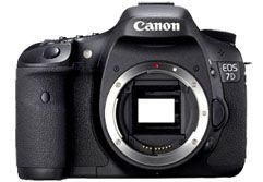 How do a semi professional body like the Canon 7D compare vs the mid level model like the Canon 650D/T4i? Look here for the answer.