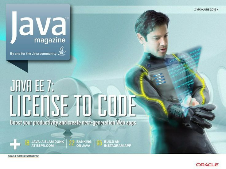 Java Magazine - May/June 2013 - Front Cover