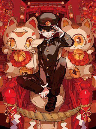 truyện tranh Jinbaku shounen hanako-kun