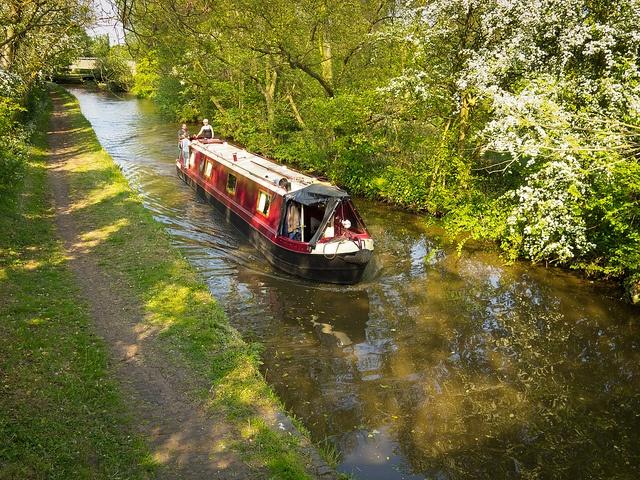 Staffs & Worcester Canal, Penkridge