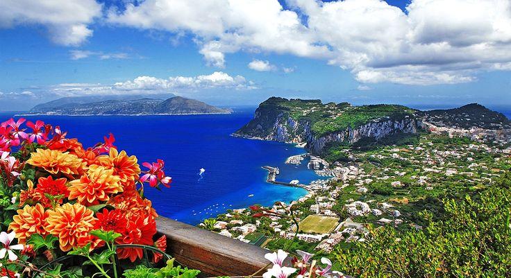 Капри, Италия: отдых, отзывы, отели Капри | Путеводитель Турпрома