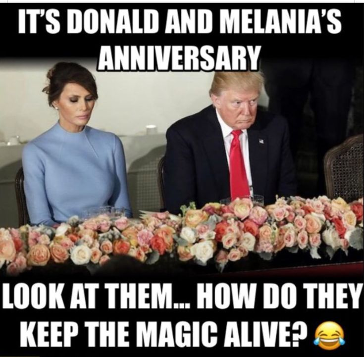 These two Miserable Adulterers Deserve Each Other. It's a Shame That This Fake Marriage and Fake Presidency was Forced Down Our Throats By a Questionable Presidential Election Lead By Putin.
