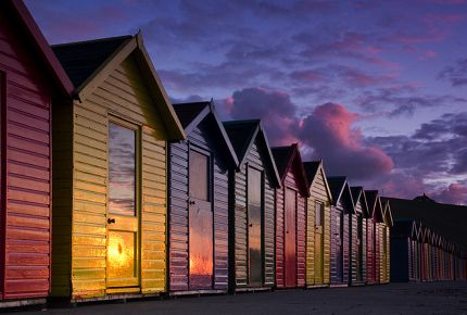 Behind Whitby's seaside aesthetic lies the spirit of Dracula