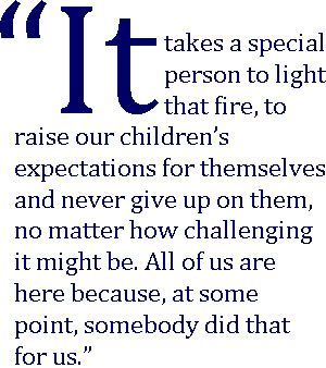 special needs thank you sayings | The special person in our life is a Teacher – Love teachers