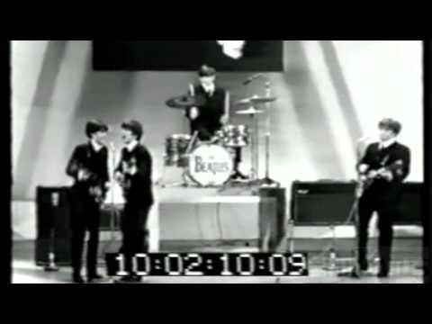 The Beatles - Twist & Shout (Liverpool Empire Theatre)