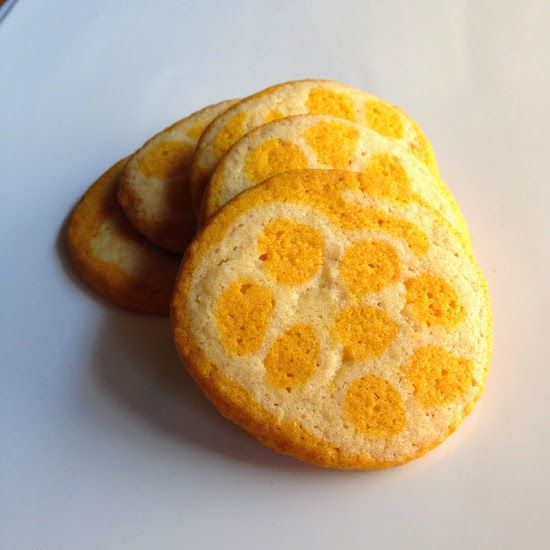 Lemon Refrigerator Cookies   My Blog: Food Pusher   Pinterest