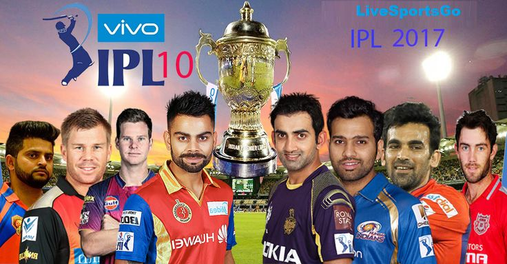 IPL 2017 Live TV Channels - Broadcasters ipl T20 Live online