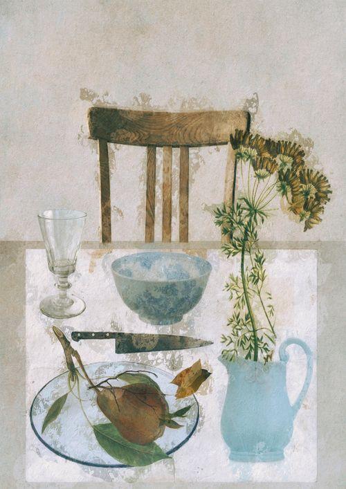 Collage Cards Sarah Jarrett