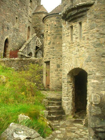1944 best A Terrible Beauty- Celtic lands, Scotland ...