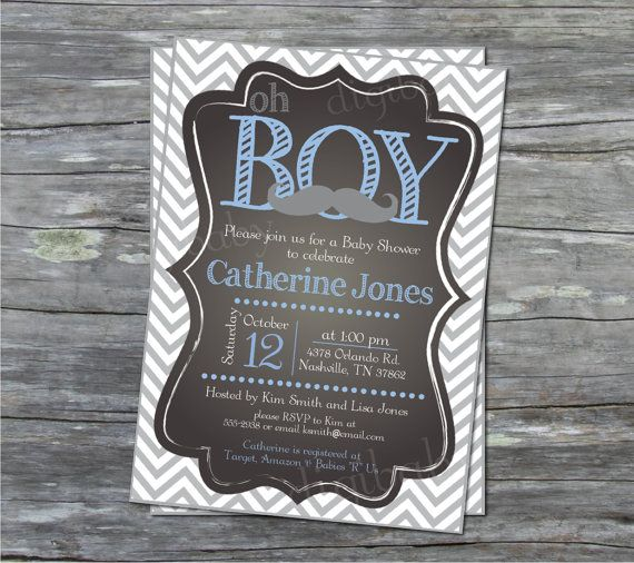 33 best images about norwegian viking baby shower on pinterest, Baby shower invitations