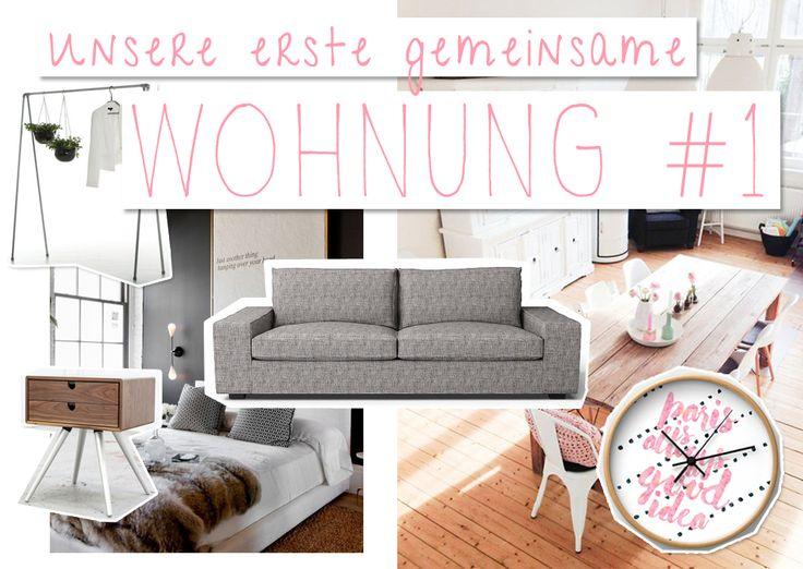 die besten 25 unsere erste gemeinsame wohnung ideen auf pinterest gemeinsame kinderzimmer. Black Bedroom Furniture Sets. Home Design Ideas