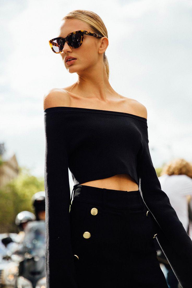Our Favorite Parisian Moments - Street Style SS17 Paris Fashion Week, septiembre de 2016 © Icíar J. Carrasco