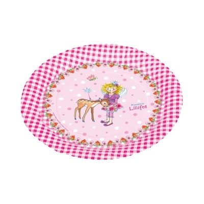 Papieren Feest Bordjes Prinses Lillifee