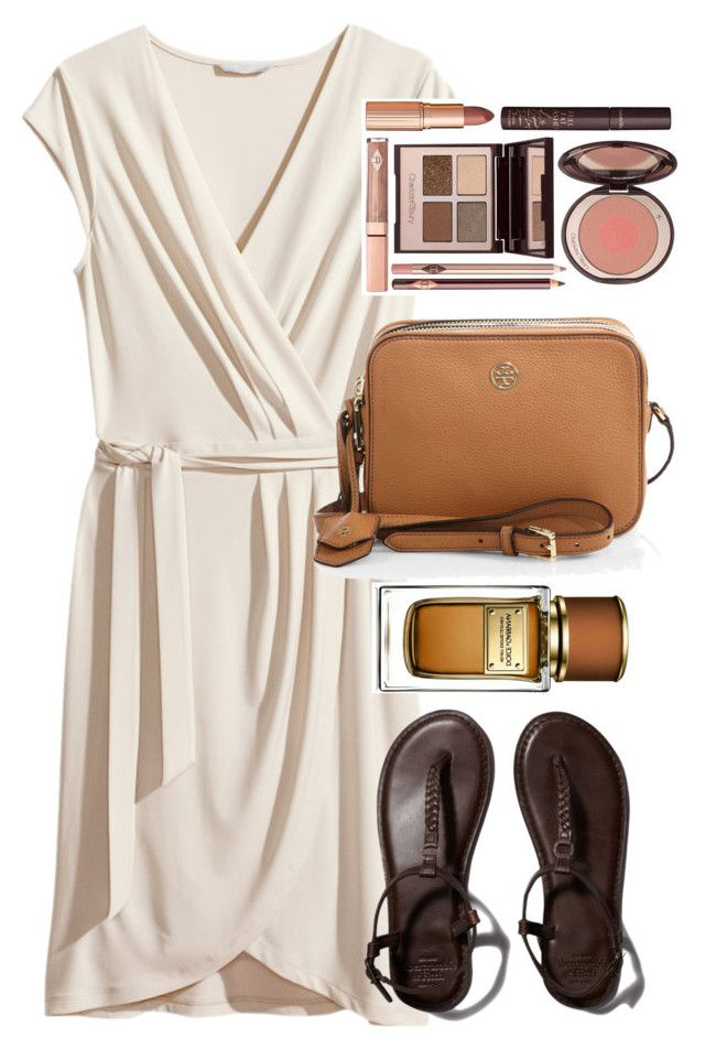 """""""wedding"""" by whitegirlsets ❤ liked on Polyvore featuring H&M, Abercrombie & Fitch, Tory Burch, Dolce&Gabbana, Charlotte Tilbury, women's clothing, women, female, woman and misses"""