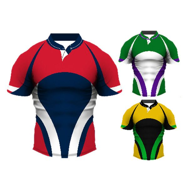 Aoxiang Rugby Sportswear uses elastic material and close-fitting clipping, providing excellent fit and perfect comfort.   http://www.axfz86.com/Products/RugbySportswear.html