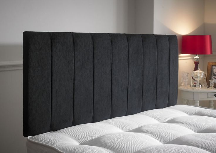 The Romaro headboard is a stylish designer headboard and it features a series of subtle vertical grooves running down it which adds to its texture feel. It is a stunning headboard which is really soft and comfy. It is available in all sizes, fabrics and leathers.