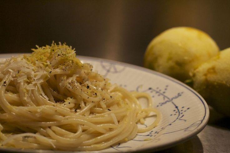 citroenpasta