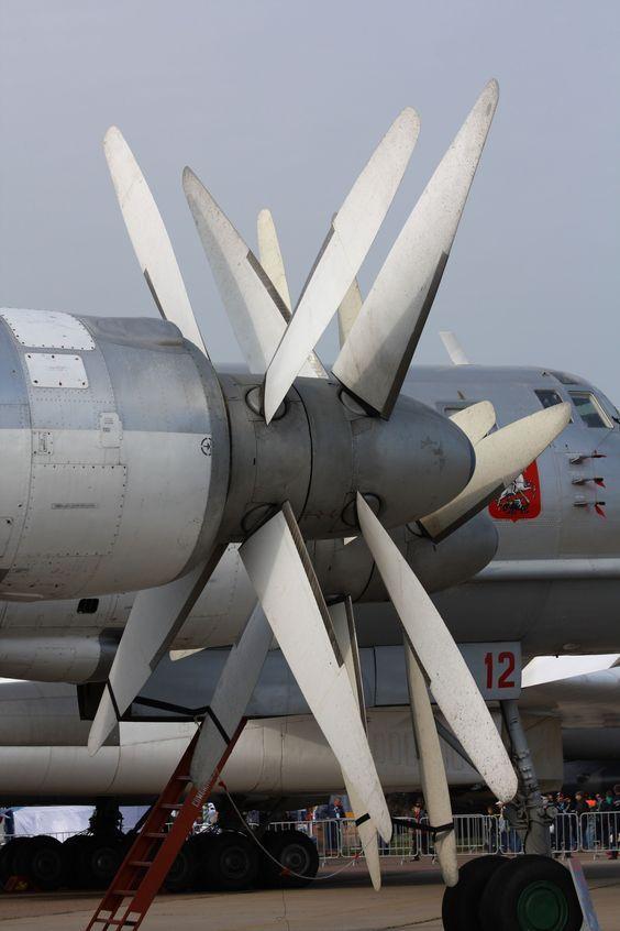 Tupolev Tu-95MS: