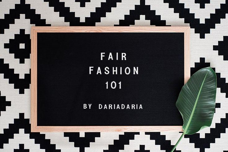 41 besten fair fashion inspirationen slow fashion. Black Bedroom Furniture Sets. Home Design Ideas