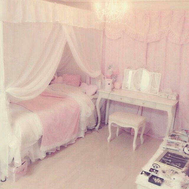 31 Best Kawaii Rooms Images On Pinterest
