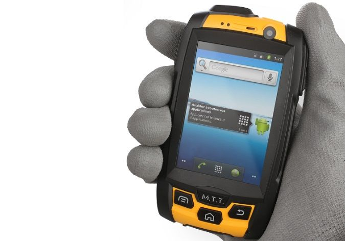 Teléfono móvil M.T.T. Smart Max 299,90€
