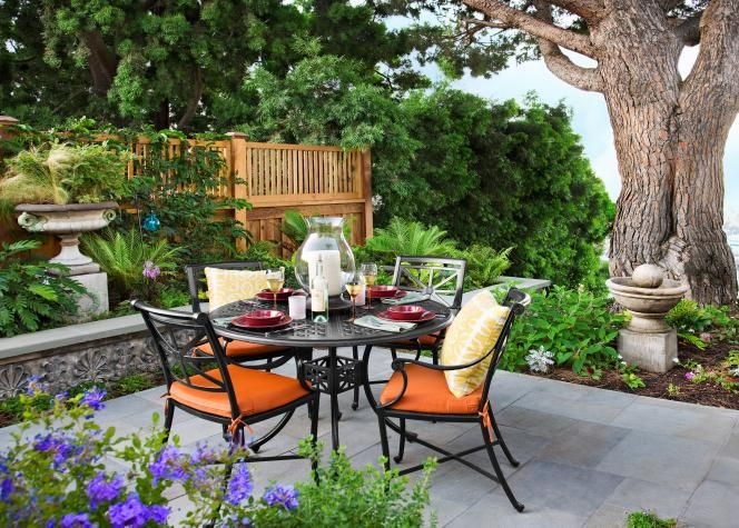 42 Ideas For The Perfect Outdoor Space