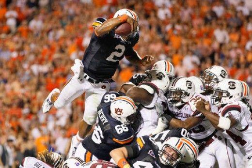 Cam Newton - Auburn Tigers