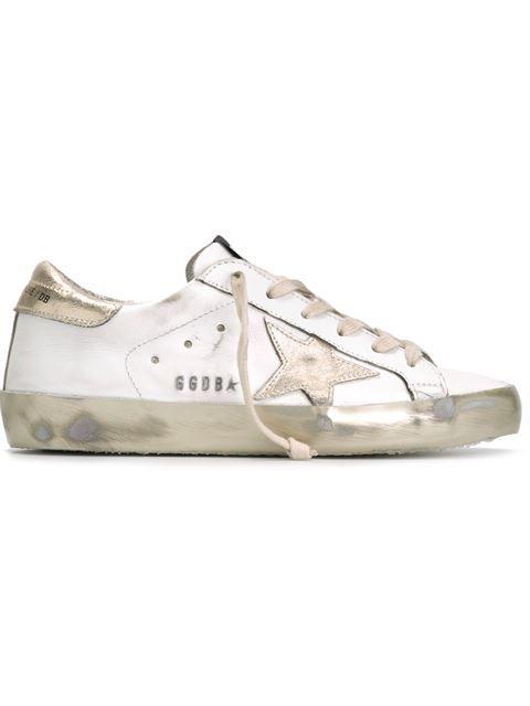 "Comprar Golden Goose Deluxe Brand zapatillas ""Super Star"" en Michael Meyer Kampen from the world's best independent boutiques at farfetch.com. Descubre 400 boutiques en 1 sola dirección."