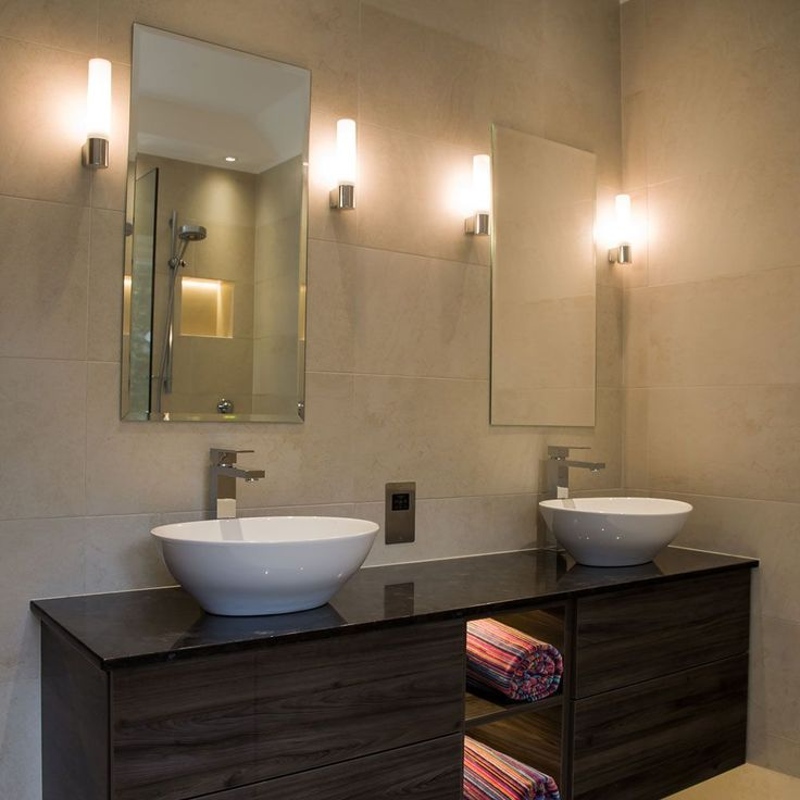 17 Best Images About Bathroom Mirror Lights On Pinterest