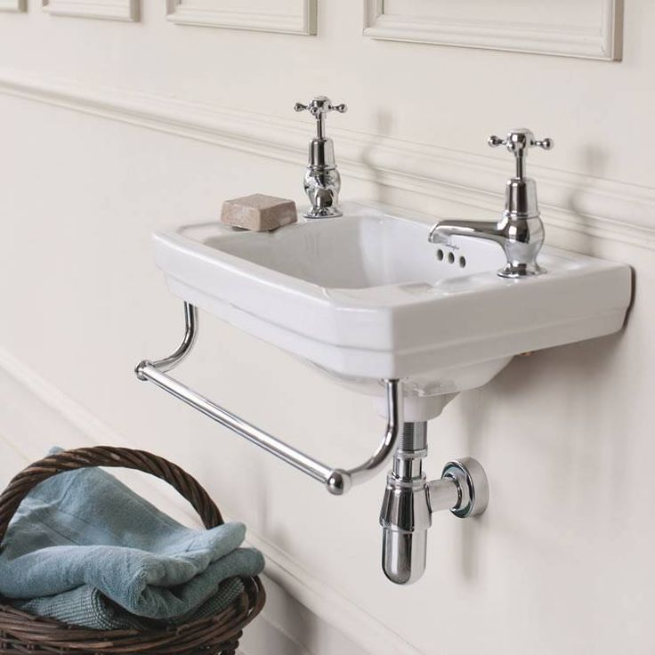 Small Victorian Towel Rail: 1000+ Ideas About Small Cloakroom Basin On Pinterest