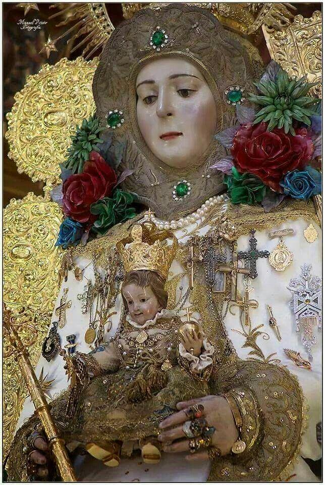 Ntra.Sra. del Rocío, en la Candelaria 2015