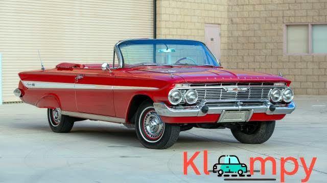 1961 Chevrolet Impala 348 Ci For Sale In Chesapeake Virginia Chevrolet Impala Chevrolet Impala
