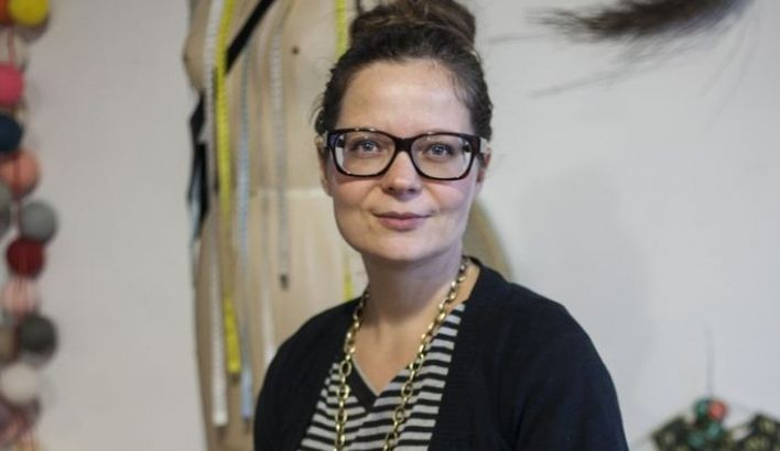 Annegret Affolderbach - The lovely lady behind Choolips