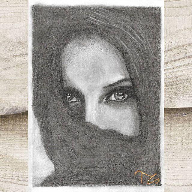 #art #drawings #drawing #graphitedrawing  #pencil #instaarts #eyes #woman