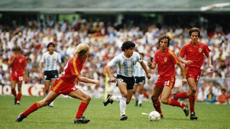 1/2f: Argentina - Belgium 2:0