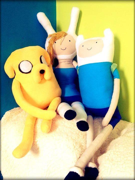 Adventure Time by Leloo! Follow Leloo: facebook.com/amoleloo