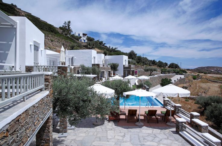 Sifnos- Selana Suites - the hotel
