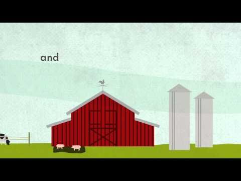 simple, inspiring video on wind energy. Great for school kids! Plus its animated...awesome!
