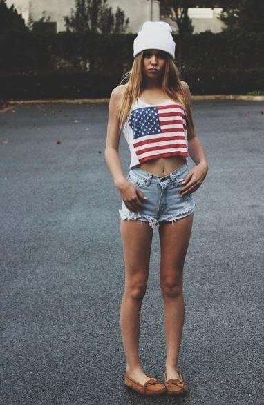 Acacia clark yo; her shirt <3