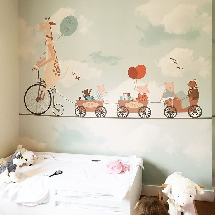 Use Childen S Room Wallpaper To Add Oodles Of Character: 25+ Best Ideas About Animal Wallpaper On Pinterest