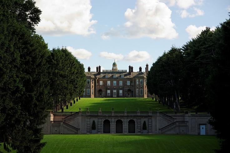 Hopefully going here this summer!  Crane Mansion, Ipswich, Massachusetts