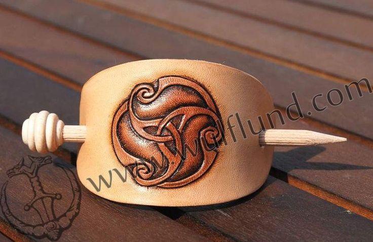 handmade+leather+celtic+jewelry   THE WHEEL OF TARANIS, replica from Stradonice Oppidum, celtic talisman