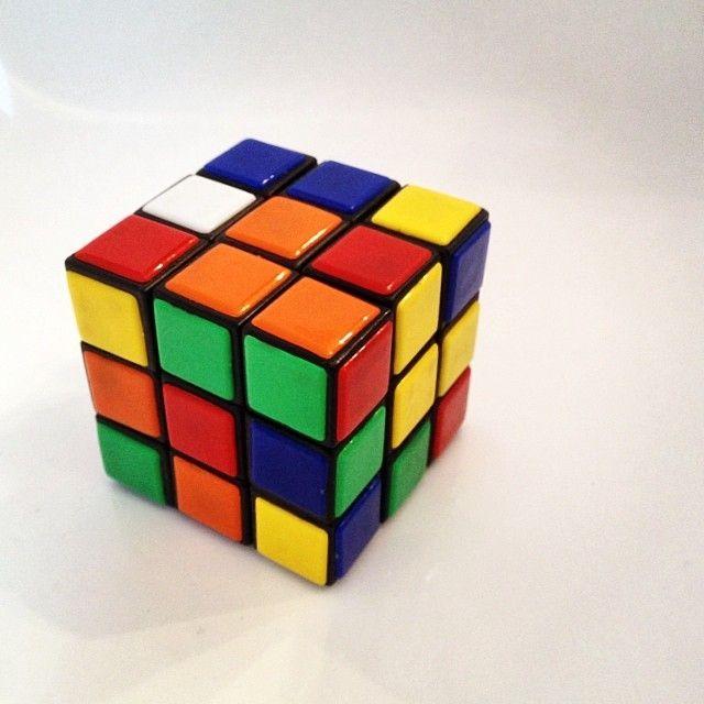 Cubo di #Rubik