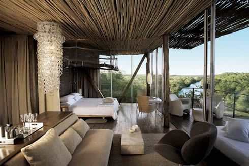 Experience Wildlife, The Luxurious Resort of Singita in South Africa http://www.stylehotelsweb.com/hotel/south-africa/mpumalanga/kruger-national-park/singita-sweni