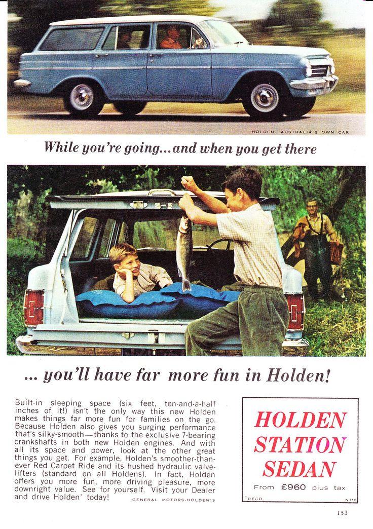 https://flic.kr/p/eYuUvr | '64 EH Holden Station Sedan (Aussie)