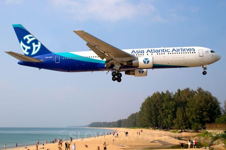 Atlantic Airlines Boeing 767-300 HS-AAB